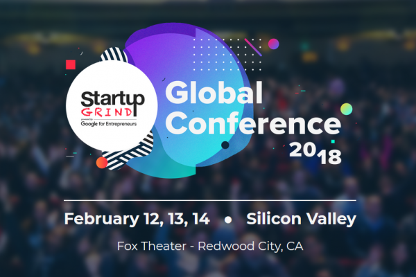 XcooBee selected to exhibit at StartupGrind Global 2018