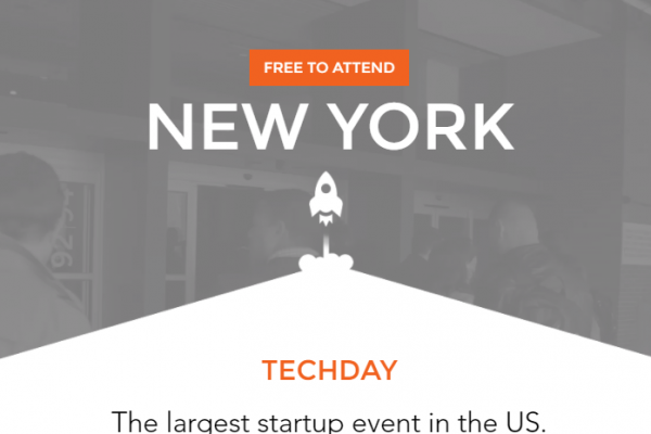 XcooBee at TechDay NYC