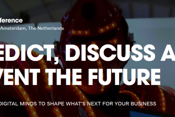 XcooBee to Exhibit at The Next Web in Amsterdam